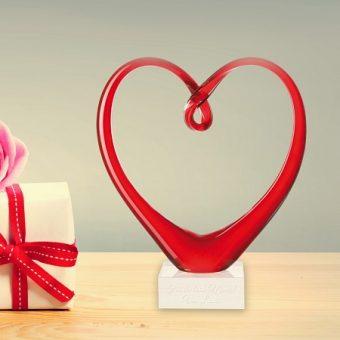 Geschenk graviert