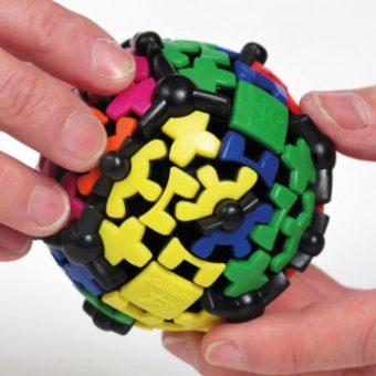 Zauberwürfel als Ball