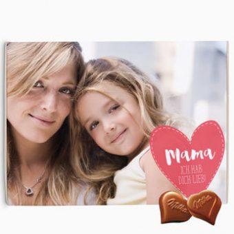 Milka Schokolade für Mama
