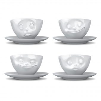 Kaffeetasse verschenken