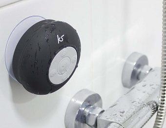 Geeignent für die Dusche