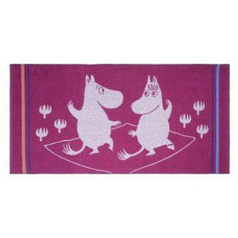 Handtuch - die mumins