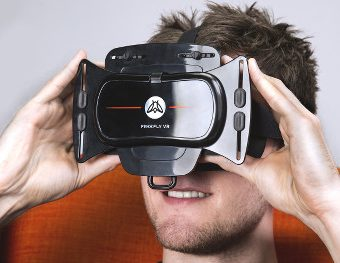 Multifunktions VR Brille für alle Smartphones