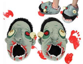 Zombie Slippers verschenken