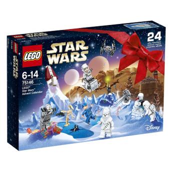 Starwars Kalender Geschenk fuer Kinder