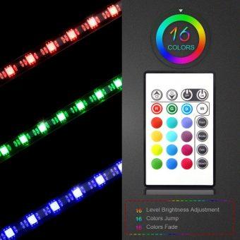 LED-Streifen und Einstellungsmöglichkeiten