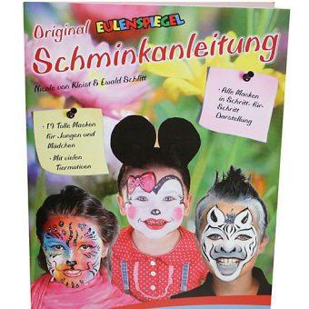 Schminkpalette Karneval