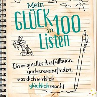 100 listen ausfuellbuch