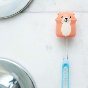 fuchs Zahnbuerstenhalter