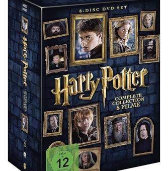 Harry Potter Film Kollektion