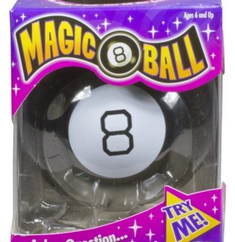 Magic 8 Ball von Mattel