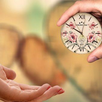 Unsere Zeit ist das Wertvollste, was wir haben und verschenken können.